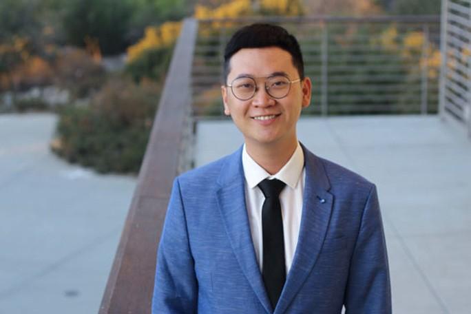 Nguyễn Hoàng Ngân là một trong số ít những du học sinh Việt Nam được thực tập tại NASA