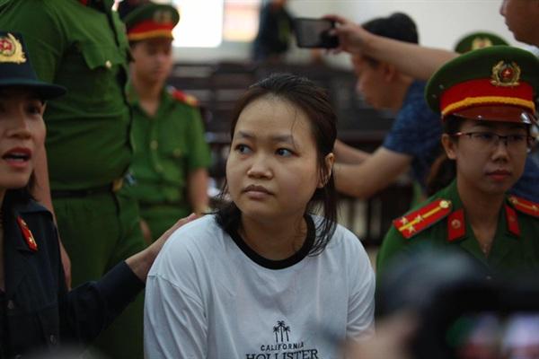 Bị cáo Phạm Thị Thiên Hà (32 tuổi)
