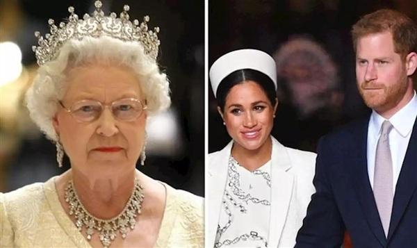 Meghan đã có lời nói gây tổn thương cho các thành viên trong gia đình hoàng gia.