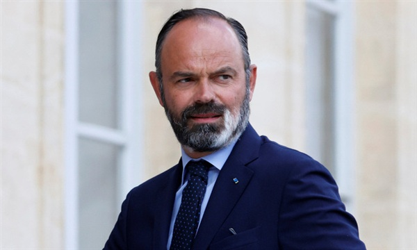 Thủ tướng Pháp Edouard Philippe hôm 29/6. Ảnh: Reuters.