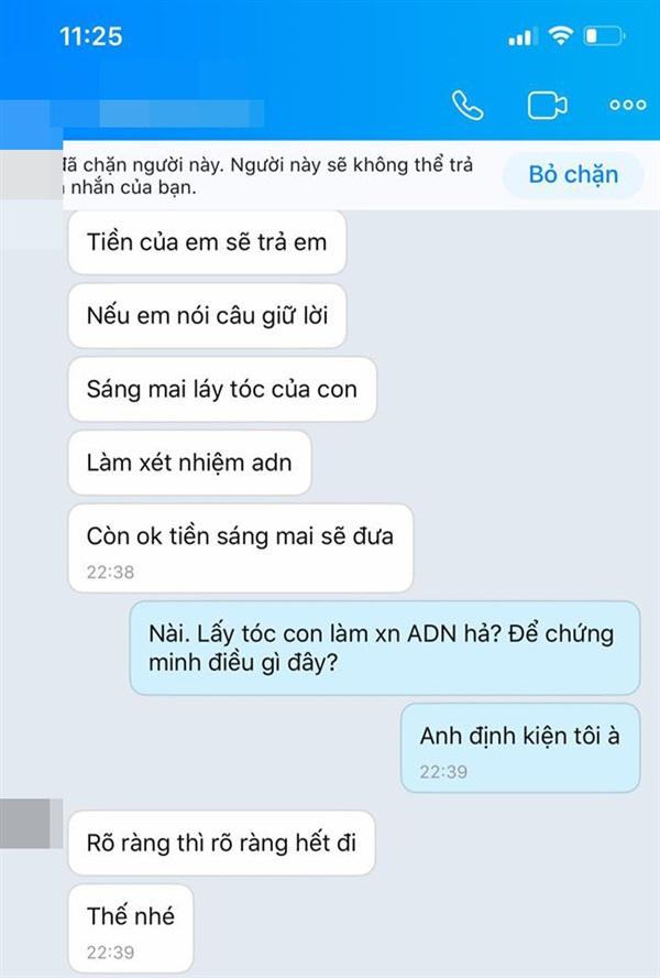 Những tin nhắn của người chồng
