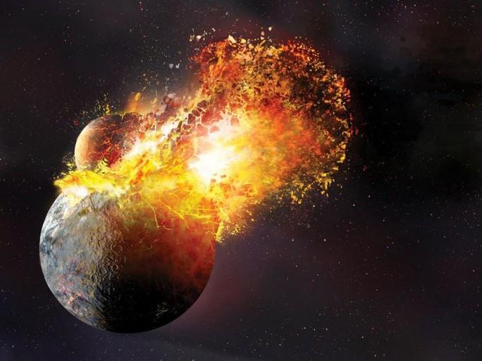 Mặt trăng có thể được sinh ra theo cách dữ dội hơn, từ sâu trong lòng Trái Đất - ảnh đồ họa từ SwRI