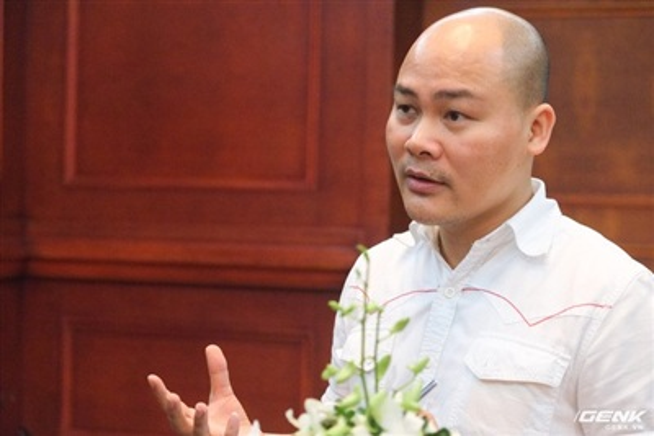 CEO BKAV Nguyễn Tử Quảng