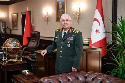Tổng Tham mưu trưởng Thổ Nhĩ Kỳ Yasar Guler. Nguồn: Sina.