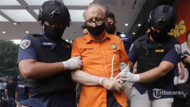 Tên 'yêu râu xanh' bị bắt giữ hồi tháng 6 vừa qua.