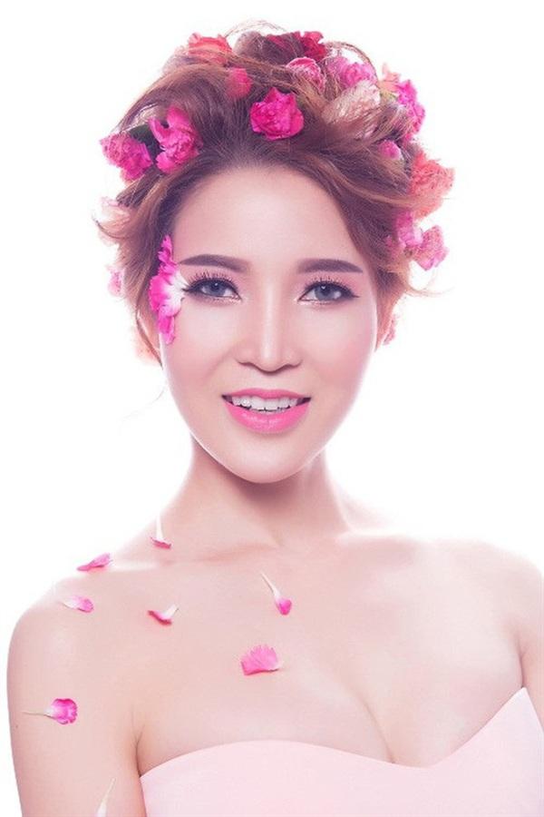 Phạm Thị Thanh Hiền là Hoa khôi thời trang Việt Nam 2017
