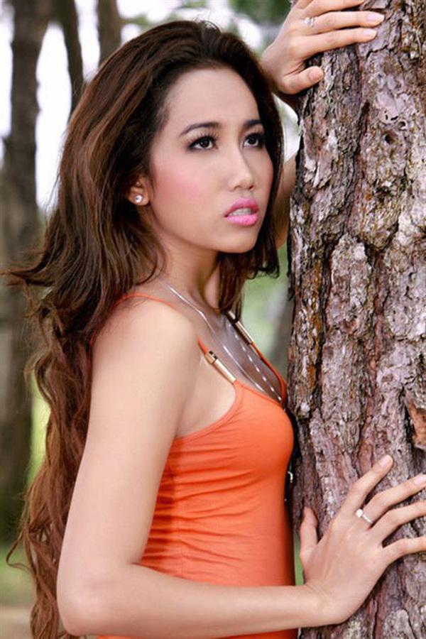 Mỹ Xuân - Hoa hậu Nam Mekong 2009