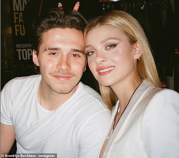 Brooklyn và Nicola đã quyết định đính hôn chỉ sau 9 tháng hẹn hò.