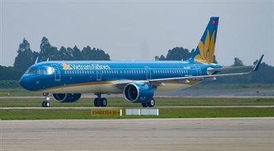Vietnam Airlines rất cần Nhà nước hỗ trợ vốn để hãng vượt qua khó khăn do thiệt hại vì dịch COVID-19. Ảnh minh họa.