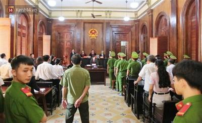 5 ngày sau (tức 23/7), phiên tòa sẽ tiếp tục diễn ra.
