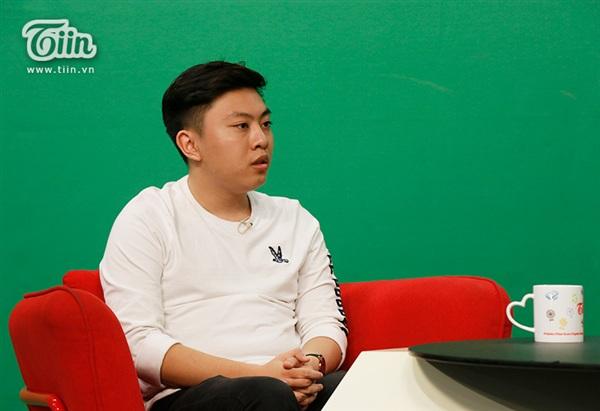 PS Man trong talkshow Ngược - Bỏ đại học để theo đuổi đam mê