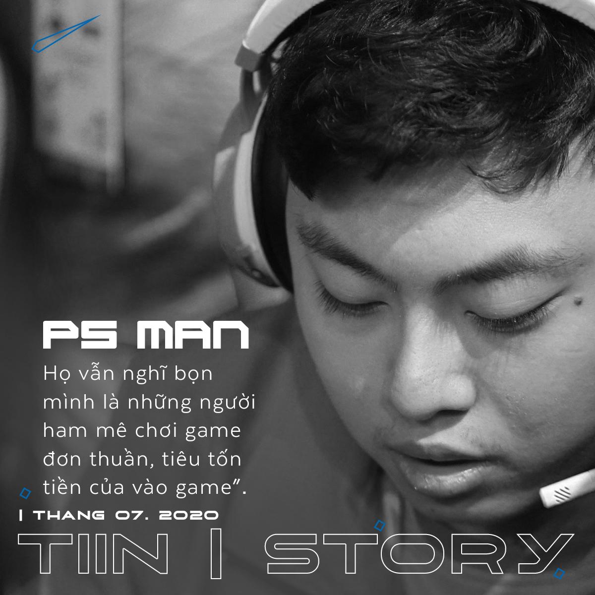 PS Man lần đầu kể chuyện từ bỏ đại học để theo đuổi đam mê: 'Cuộc chiến này mình là người thắng'