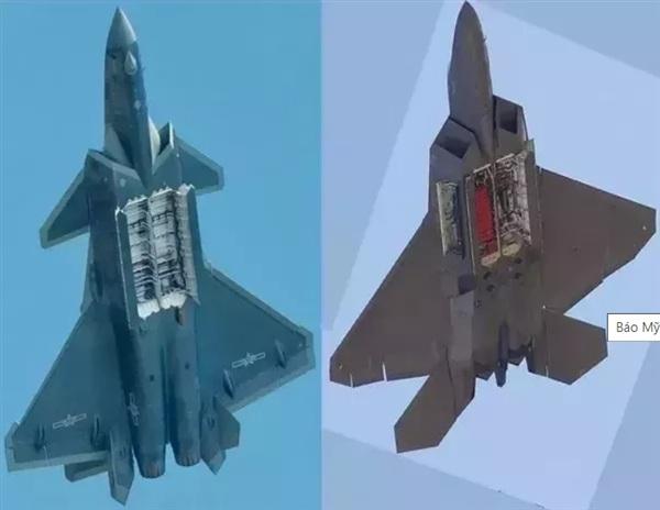 Theo các chuyên gia Trung Quốc, từ khi thiết kế, tiêm kích J-20 đã lựa chọn F-22 Raptor là 'đối thủ tác chiến'.