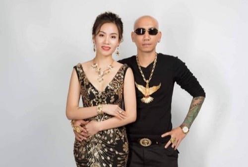 Phú Lê và vợ