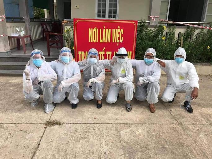 Tại Quảng Nam hiện đã có 72 ca nhiễm Covid-19