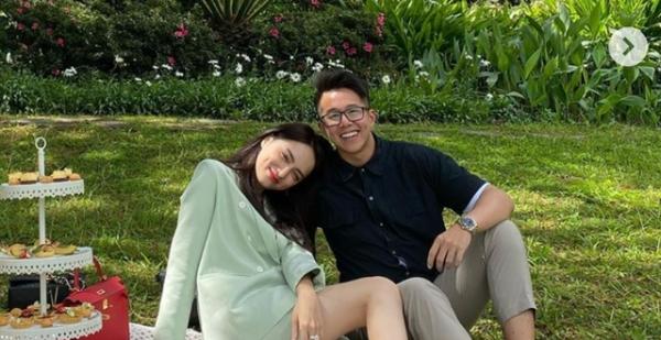 Hương Giang và Matt Liu