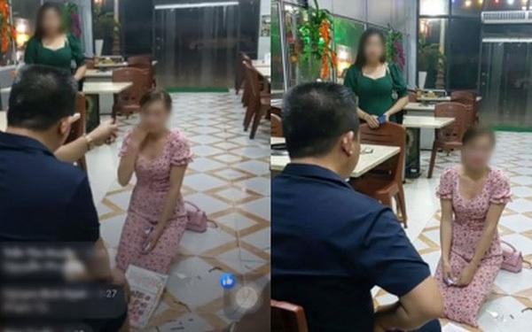 Hình ảnh cắt từ clip. Ảnh: Pháp luật & bạn đọc