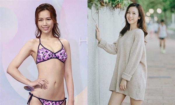 Hà Mạnh San từng được nhận xét là có nét giống Á hậu Hồng Kông 20212 Hoàng Tâm Dĩnh. Tuy nhiên, nhìn bức ảnh đời thường của cô thì người ta dường như muốn 'rút lại lời nhận xét này'.