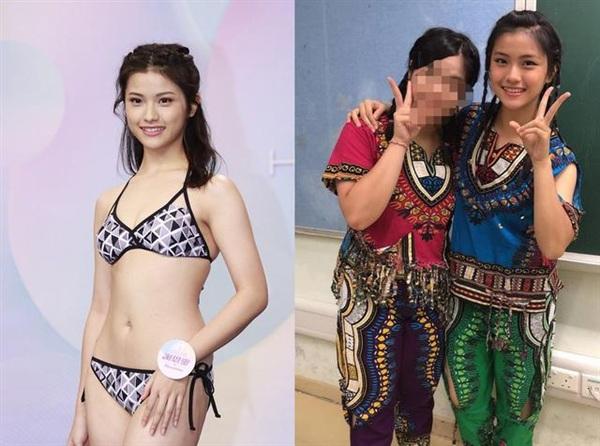 Tạ Ân Linh 18 tuổi là thí sinh nhỏ tuổi nhất của cuộc thi. Tuy nhiên, nhan sắc của Ân Linh cho thấy, cô chưa thực sự nổi bật để cạnh tranh tại cuộc thi này, đó là chưa kể tới chiều cao có phần khiêm tốn 1,65m.