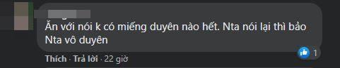 Vẫn có cư dân mạng chê Phan Như Thảo vô duyên.