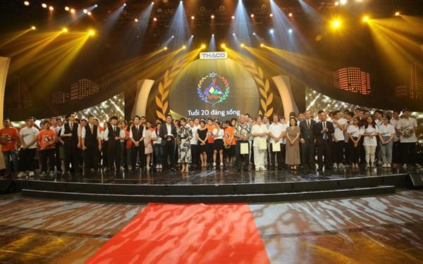 Chương trình galaĐường lên đỉnh Olympia năm thứ 20 được trực tiếp trên kênh VTV1