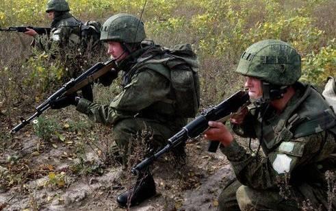 Một cuộc tập trận của Nga ở Viễn Đông. Nguồn: rostechnologiesblog