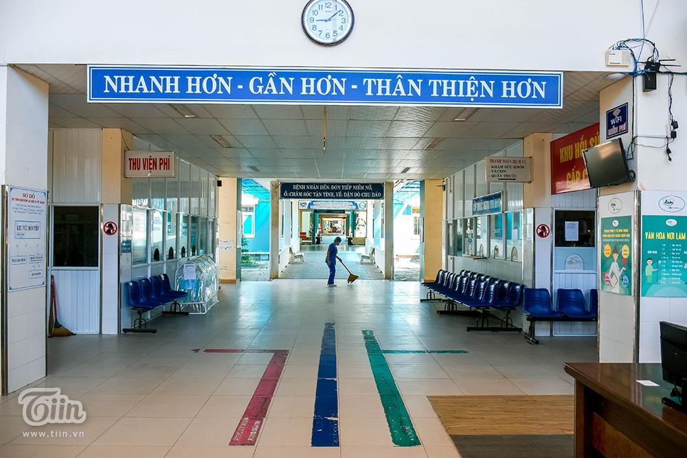 9h ngày 23 tháng 9 có lẽ sẽ là thời khắc lịch sử với đội ngũ y bác sĩ tại BV Dã chiến Hòa Vang, TP. Đà Nẵng. Thời điểm này ghi nhận bệnh nhân mắc Covid-19 cuối cùng ở thành phố xuất viện, sau hơn 1 tháng điều trị.