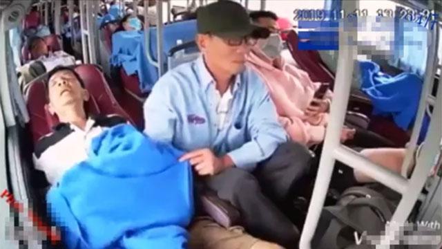 Một vụ cướp tương tự từng diễn ra trên xe khách chạy tuyến TP HCM - Đà Lạt.