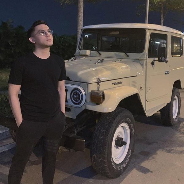 Tống Đông Khuê sở hữu bộ sưu tập siêu xe có số có má