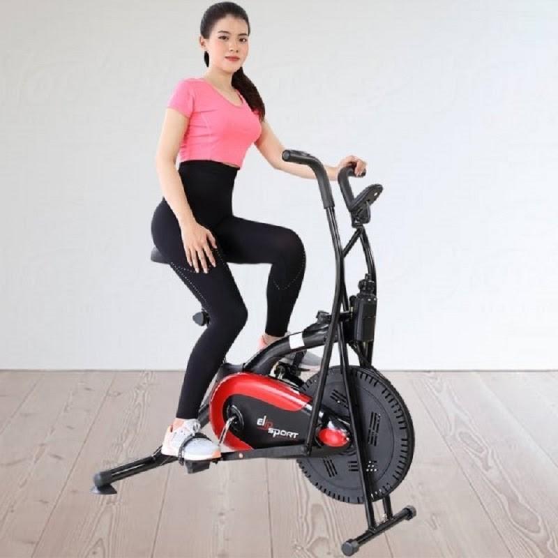 Đạp xe giúp bạn có vóc dáng hoàn hảo
