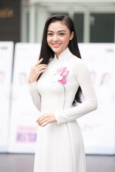 Thí sinh Trần Em Bi