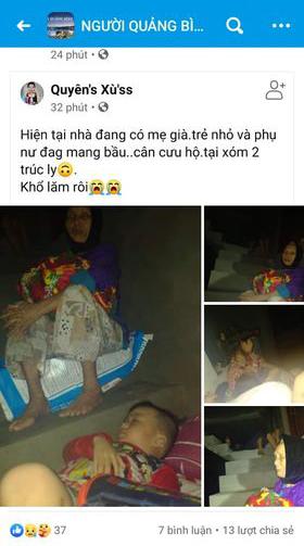 Quảng Bình: Nước dâng trong đêm, đội cứu hộ nỗ lực từng giây, nhiều nơi chưa thể tiếp cận vì nước chảy xiết 2