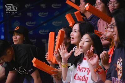 VBA 2020 đang chứng tỏ sức hút của giải bóng rổ hấp dẫn nhất Việt Nam khi chỉ trận đấu vòng loại, đã khiến cho khán giả không thể bỏ lỡ dù chỉ một giây.