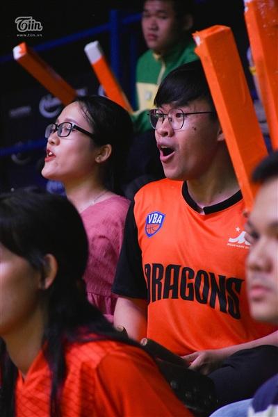 Danang Dragons có chiến thắng 82 - 76 trước Thang Long Warriors, dường như họ chỉ cần tháo gỡ áp lực tâm lý là tất cả sẽ cùng thăng hoa.