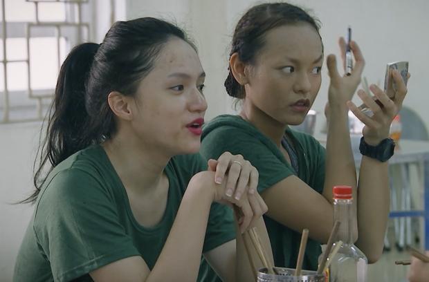 Cùng với Hương Giang, Mai Ngô trở thành 'thánh hài' của Sao nhập ngũ mùa 4