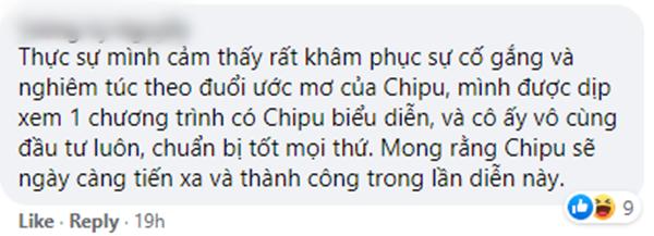 Chi Pu là đại diện Việt Nambiểu diễn chương trình Quốc tế, netizen chia làm hai phe: Người mong chờ, kẻ khuyên...hát nhép 9