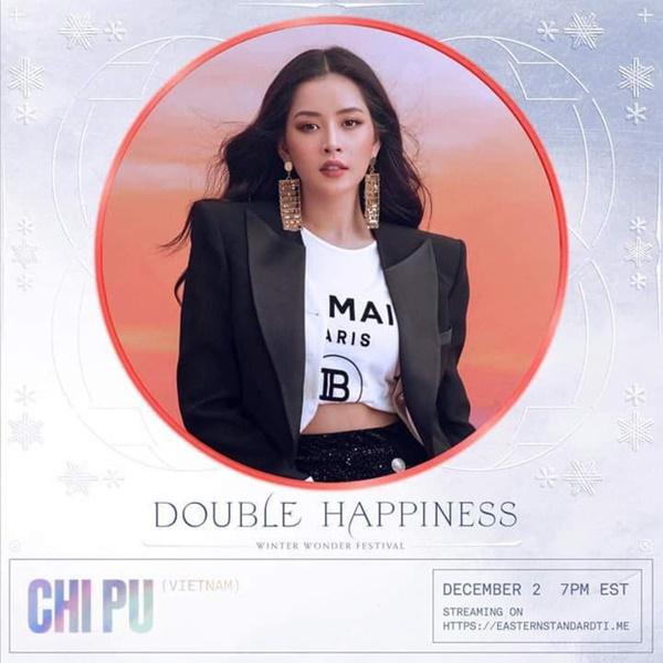 Chi Pu là đại diện Việt Nambiểu diễn chương trình Quốc tế, netizen chia làm hai phe: Người mong chờ, kẻ khuyên...hát nhép 0