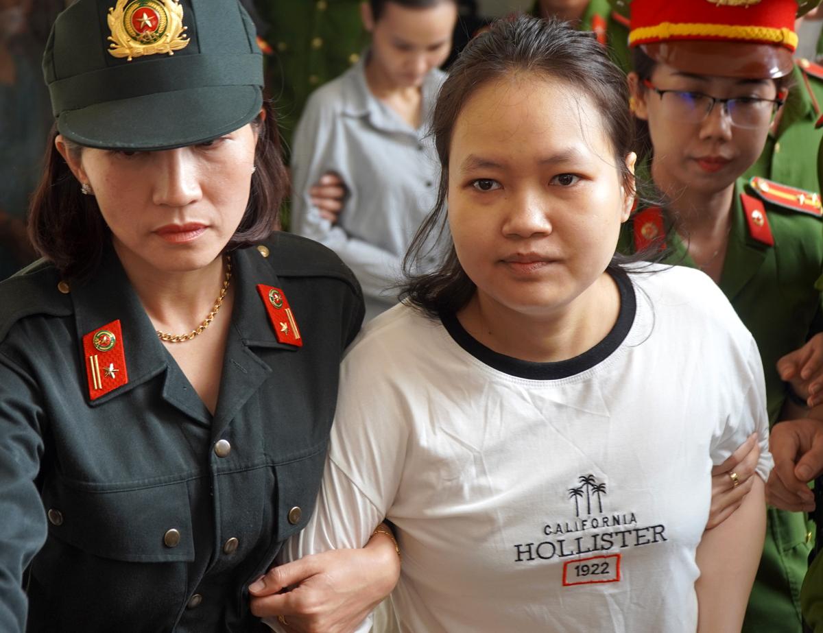 Phạm Thị Thiên Hà. Ảnh: VNE.