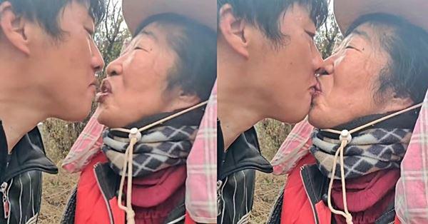 Cặp đôi vừa tiết lộ tuổi thật của cả 2 chênh lệch lên đến 35 tuổi.