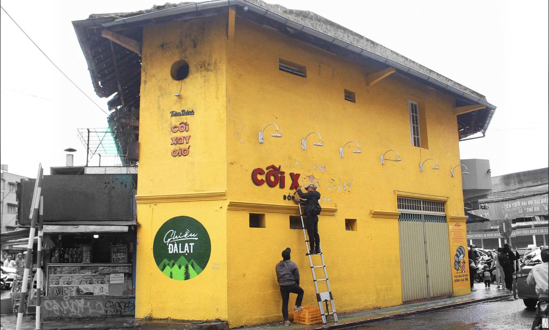 Bức tường vàng ở tiệm bánh Cối Xay Gió nổi tiếng Đà Lạt chính thức đóng cửa: Tạm biệt và hẹn ngày trở lại! 0