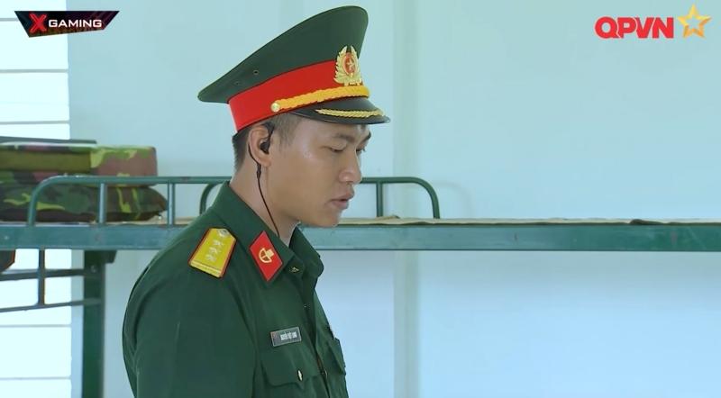 '100 điểm' cho sự nghiêm túc của đồng chí mũi trưởng (mũi trưởng là chức danh riêng trong đơn vị đặc công).