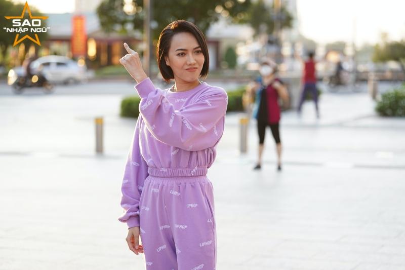 Kỳ Duyên (Sao nhập ngũ 2020): Lần đầu gặp đã ấn tượng với Diệu Nhi vì đứng tạo dáng chụp hình giữa đường 3