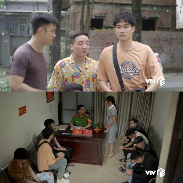 'Hướng dương ngược nắng' tập 13 gây sốc: Ông nội tiếp tay cho 'con rơi' Lương Thu Trang trừng trị Quỳnh Kool dã man 1