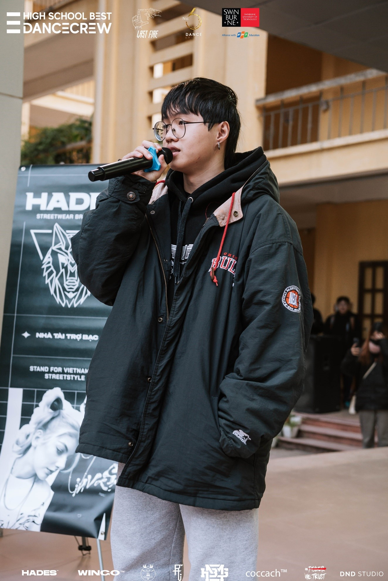 Hades đồng hành cùng giới trẻ trong chương trình High School Best Dance Crew 2021 3