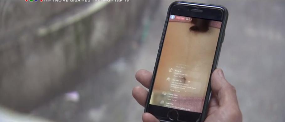 'Trở về giữa yêu thương' tập 18: Việt Hoa bị cả nhà 'chửi banh xác' vì livestream hớ hênh, phản cảm 2