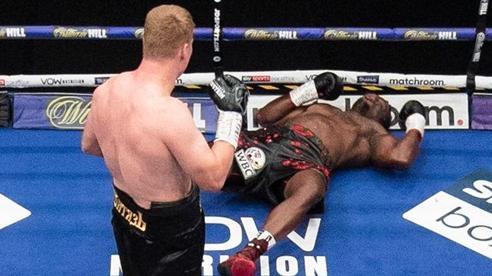 Tay đấm thép Anh tái đấu võ sĩ Nga vào ngày 21/11