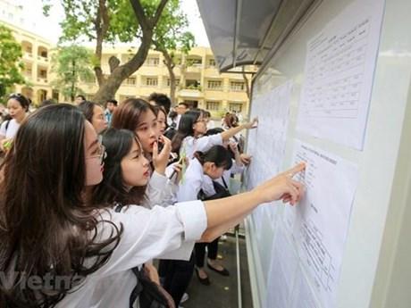 Khối trường đại học, cao đẳng quân sự nhận hồ sơ xét tuyển từ 15 điểm