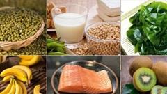 [Thuốc&Sức khỏe] Một số thực phẩm cải thiện chứng mất ngủ