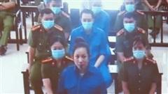 Nguyễn Thị Dương - vợ Đường 'Nhuệ' lĩnh 18 tháng tù