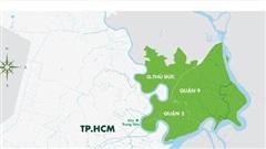 Thành phố phía Đông sẽ dẫn dắt thị trường địa ốc TP.HCM